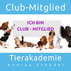 Club Mitglied Tierakademie