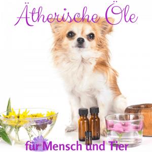 Ätherische Öle für Tiere